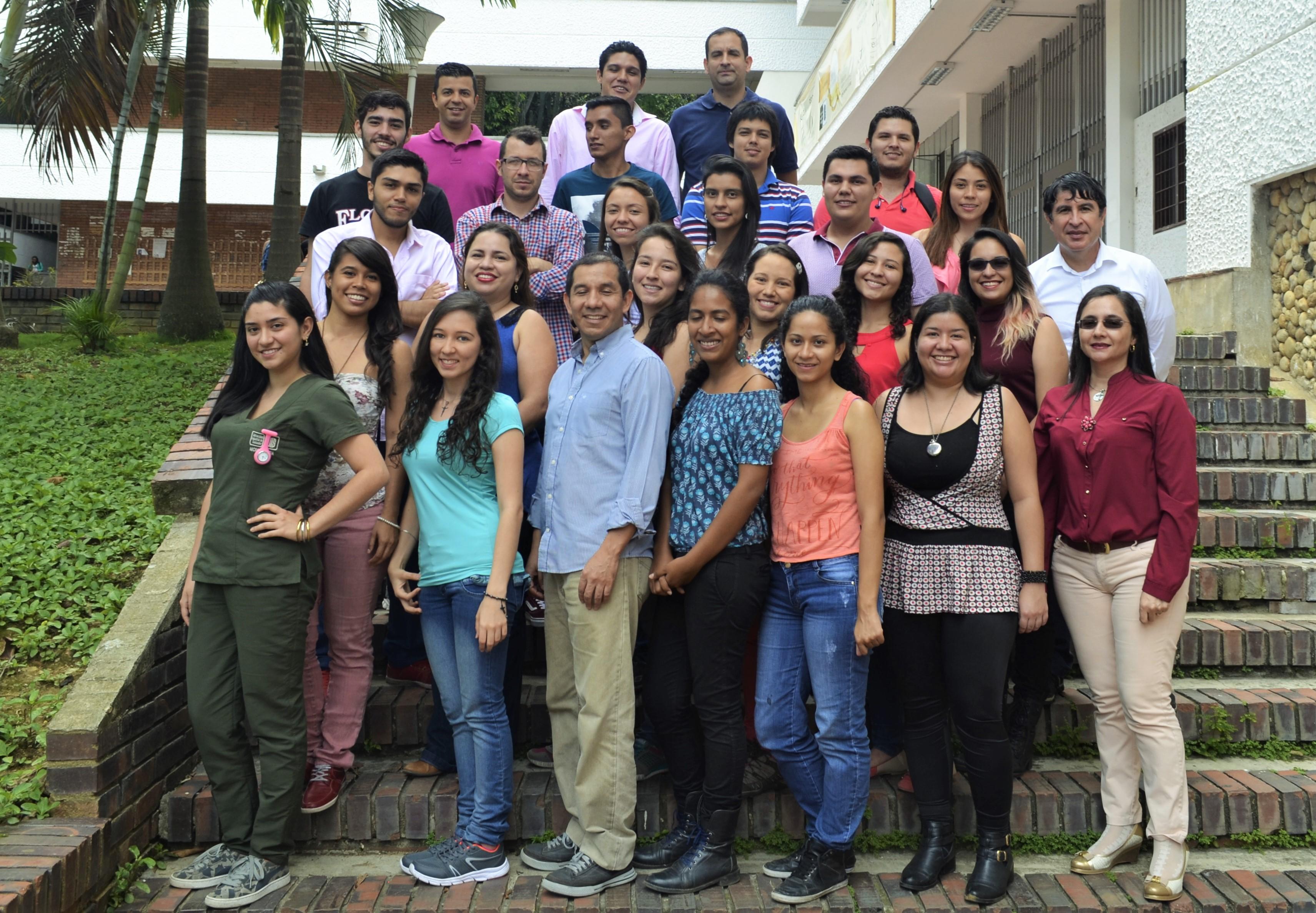 Grupo de Investigación en Bioquímica y Microbiología 2016